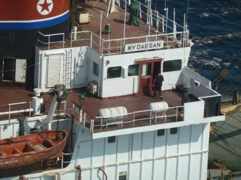 Somalia pirates decide hijacking a North Korean sip isn't worth the hassle