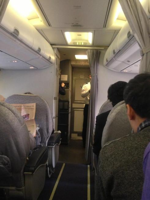 AP Korea Bureau Chief Tweets Jean H. Lee ‏@newsjean @adamjdean @dguttenfelder @AP Indeed. Last photo posted is of Schmidt on left, Richardson on right on Air China.""
