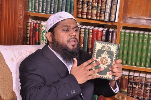 Maulana Aarshad Madani onlinefatwa.com