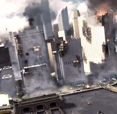 "Animation Clip from Activision's ""Call of Duty: Modern Warfare 3"" Illegally Used by Pyongyang on a Video Depicting a North Korean Spaceship Blowing Up New York Shortly Before They Detonated a Nuclear Bomb"